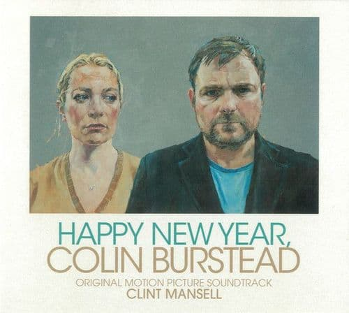 Clint Mansell<br>Happy New Year, Colin Burstead (Original Motion Picture Soundtrack)<br>CD